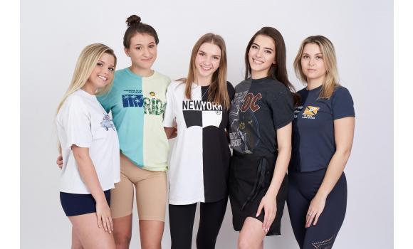 Capezio x GraphicGlitch Fashion Show