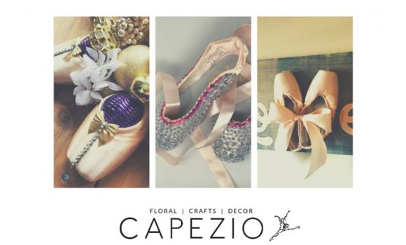 Capezio's Best Kept Secret: Aria Pointe Shoes
