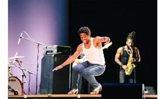 Tap Class Taught by Expert Choreographer: Jared Grimes