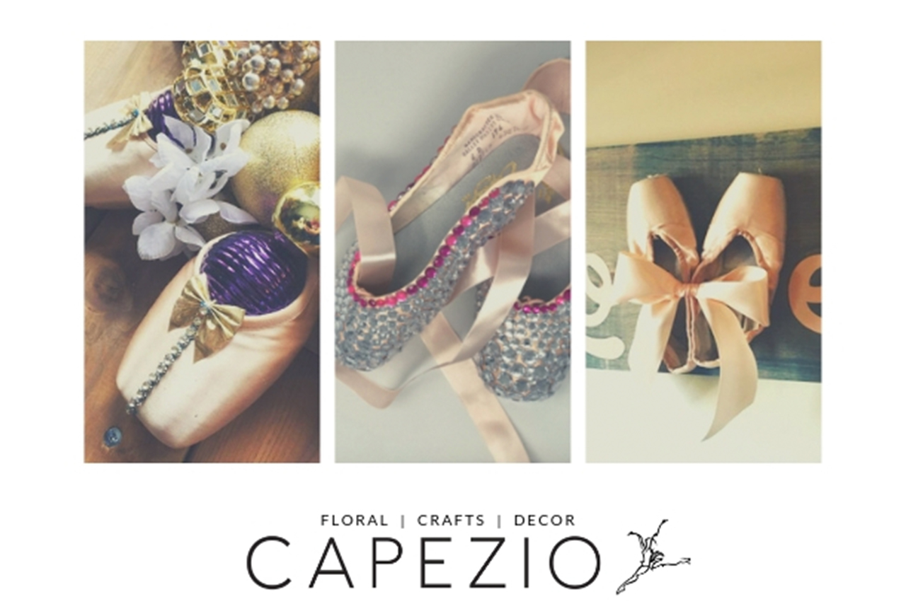 Capezio's Best Kept Secret: Aria Pointe Shoes