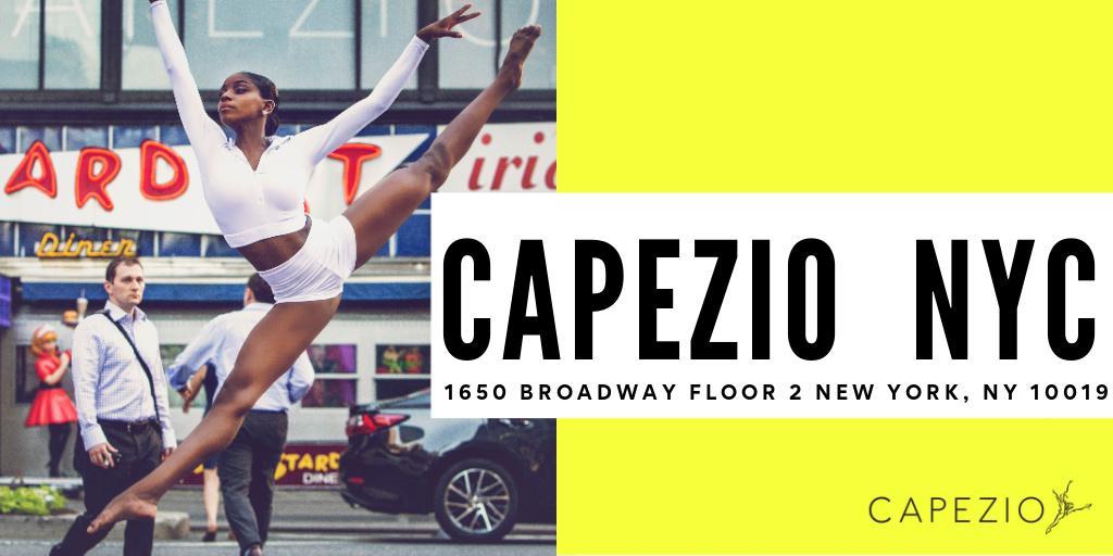 NYC Capezio Flagship Retail Experience