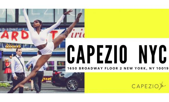 NYC Capezio Flagship Retail Experience
