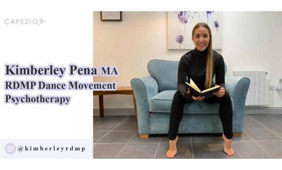 Kimberley Pena Dance Movement Psychotherapy Experiential Talk