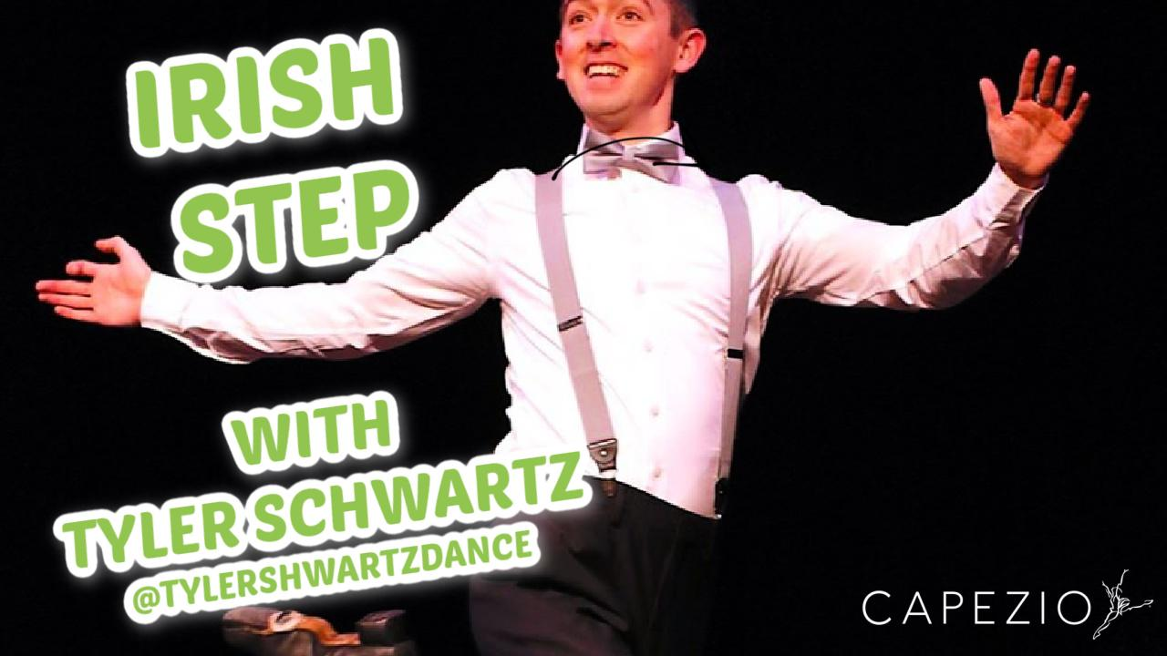 Intro to Irish Step Dance with Tyler Schwartz