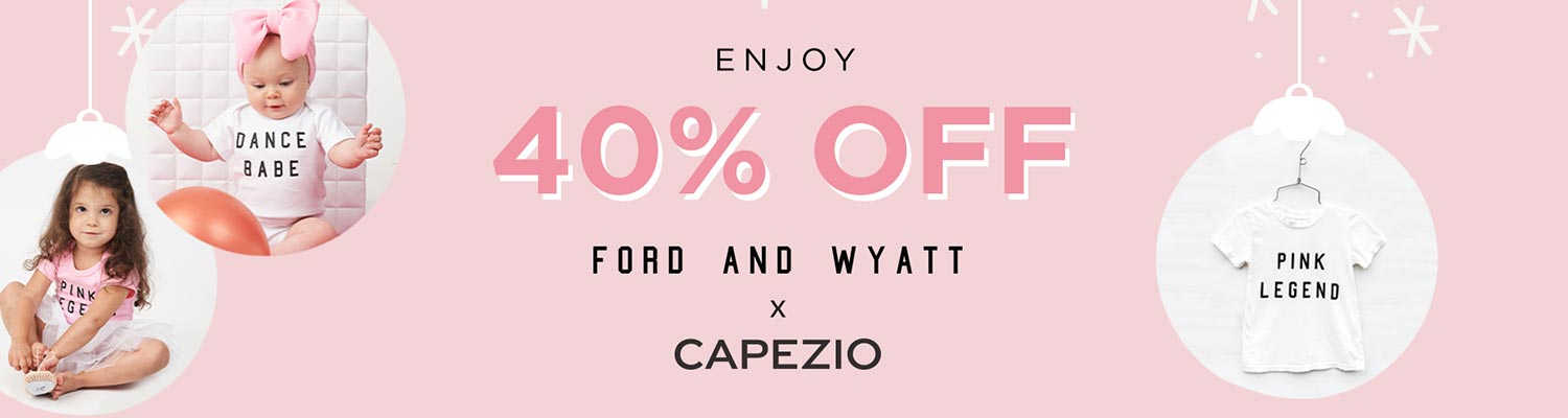 Ford And Wyatt by Capezio