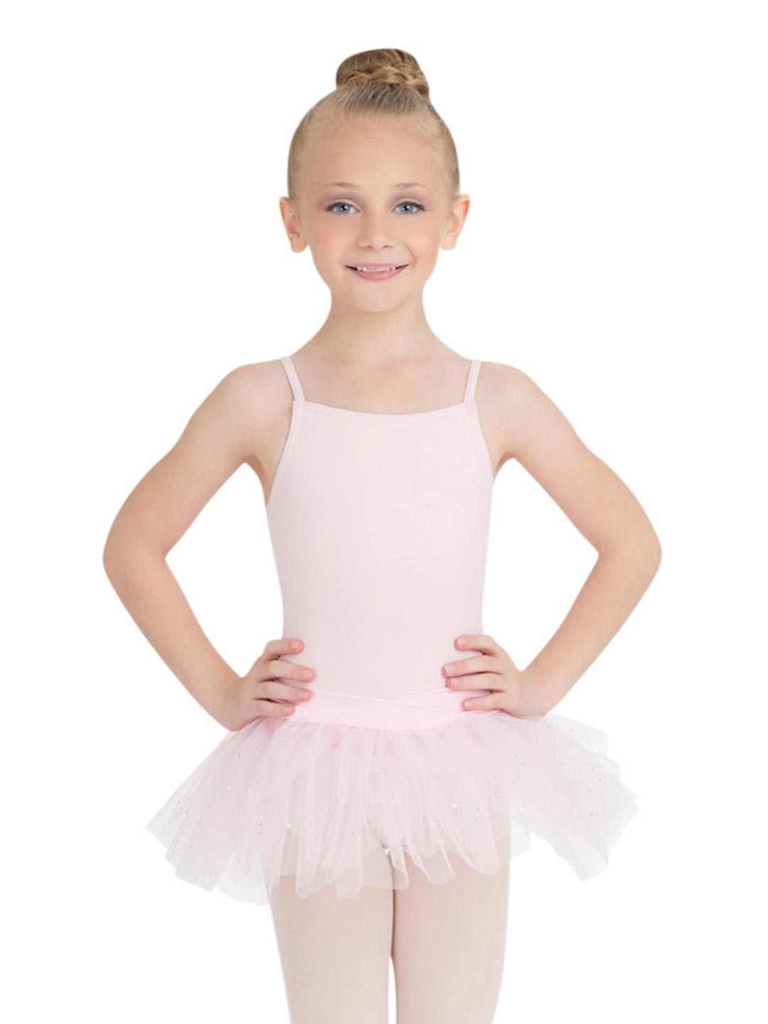 611c6aa86 Children s Camisole Tutu Dress with Bow Detail