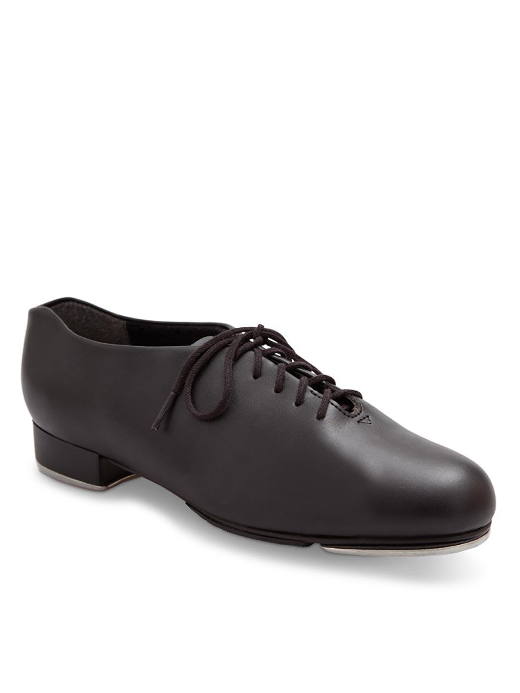 Ideal Tap Starter Shoe Black Canvas Low Heel Tap Shoe SALE LOWEST PRICE
