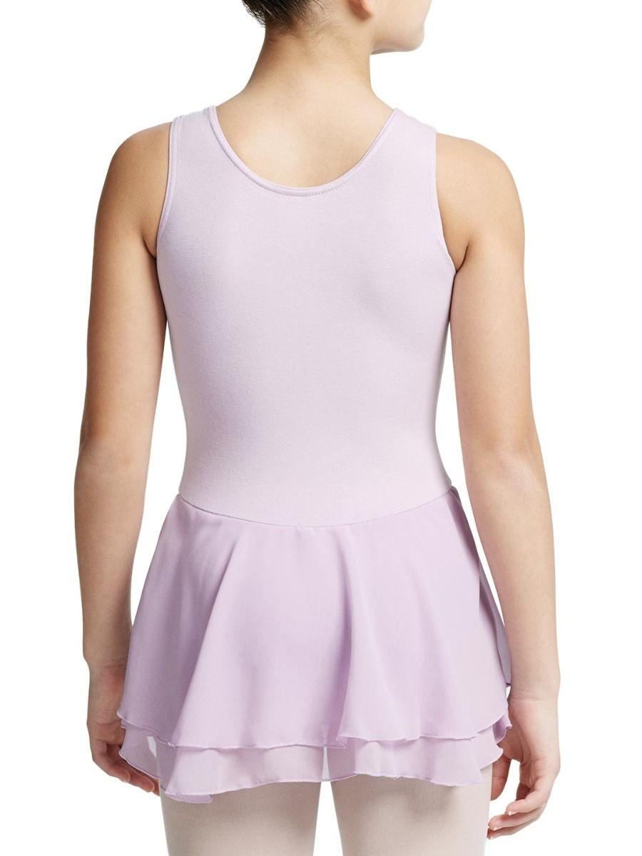 All Sizes Capezio Girls Double Layer Skirt Tank Dress CC877C