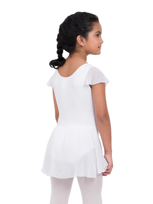 All Sizes CC877C Capezio Girls Double Layer Skirt Tank Dress
