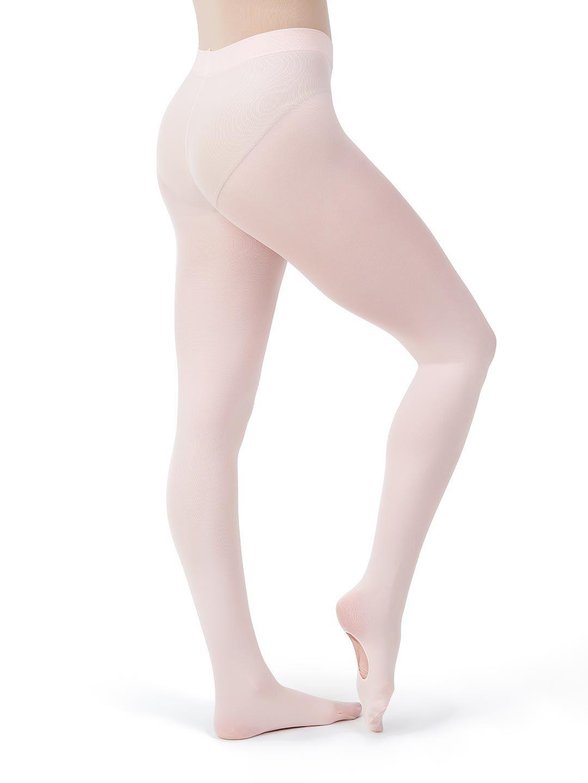 2X Capezio Plus Size Footed Tight Dancewear New 1X 3X