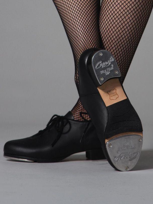 Lightweight Cadence Tap Shoe Keeps Taps