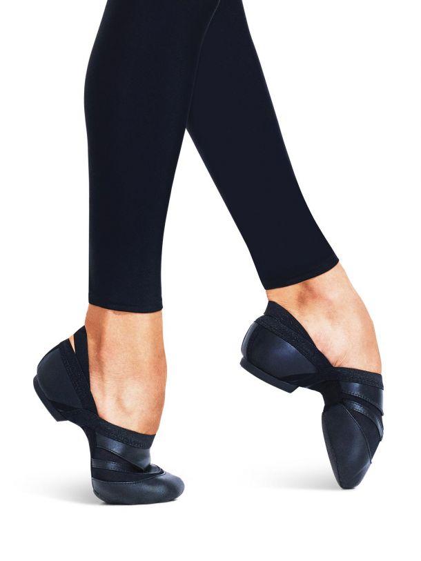 capezio girls jazz shoes