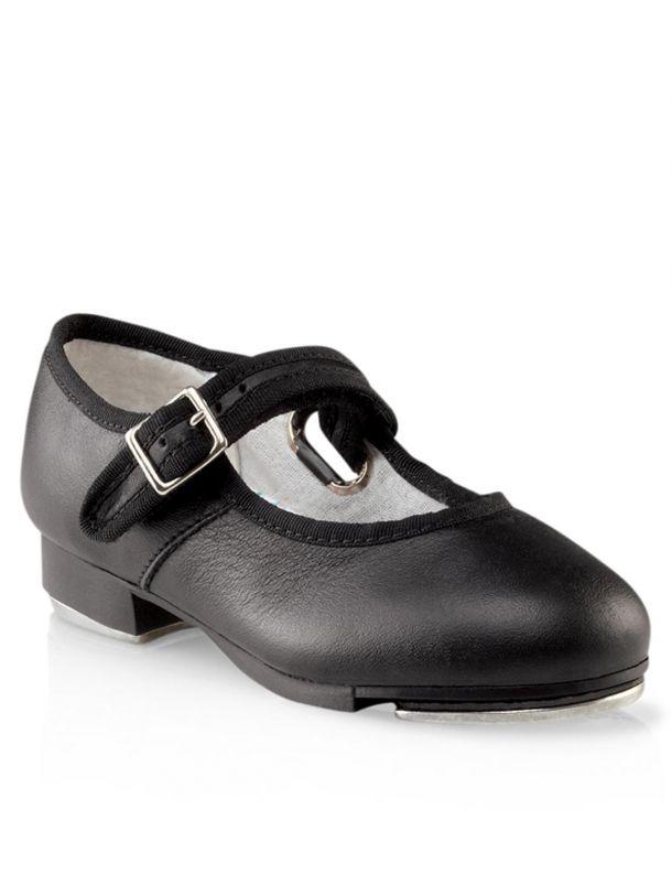 Velcro Buckle Mary Jane Tap Shoe