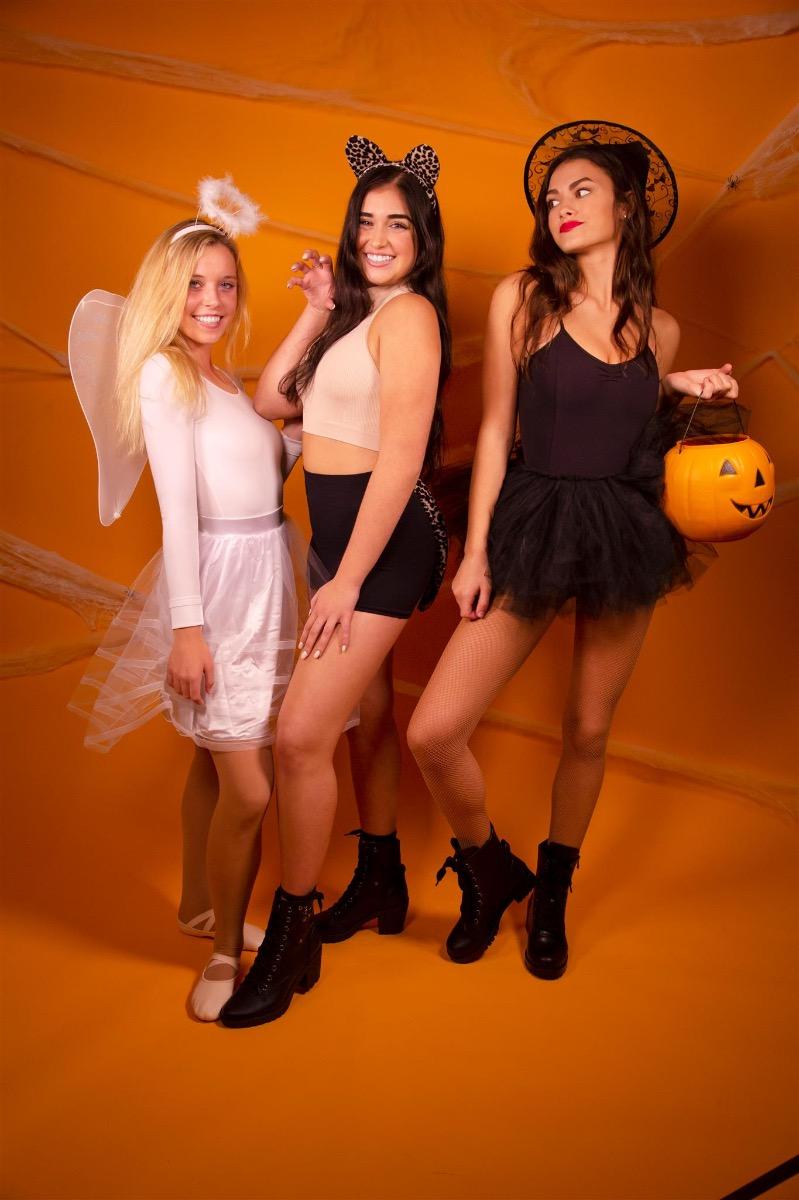 Capezio halloween costumes